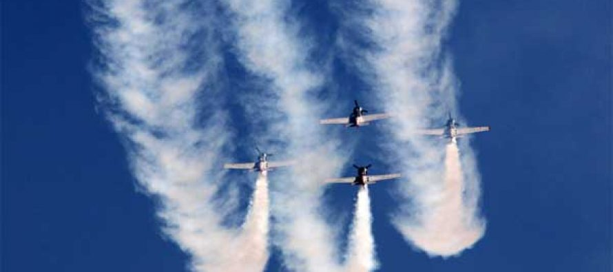 'Give wings to your dreams', IAF air show in Srinagar on Sunday