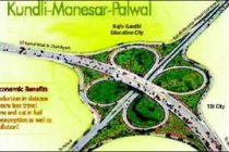 Haryana to resume work on stuck KMP expressway