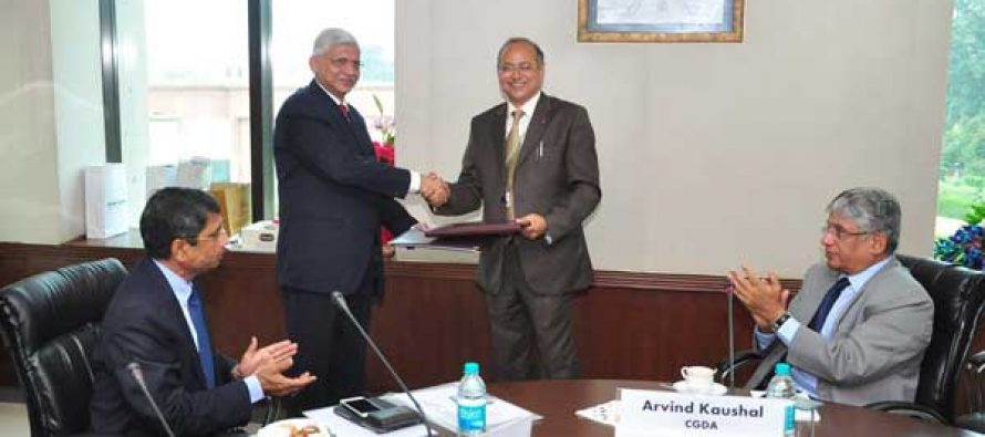 BalmerLawrie signs MOU with CGDA for Air Travel