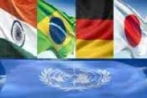 G-4 Ministers from India, Brazil, Germany, Japan review UNSC reform