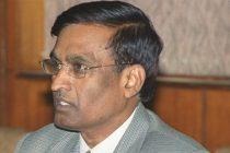 L.C. Goyal is new home secretary
