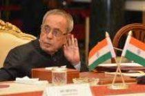 Terrorism, climate change on Mukherjee's agenda for talks with Israel