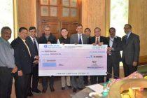 BHEL contributes Rupees Twenty Crore to Swachh Bharat Kosh