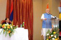 Mauritius nurtured Hindi with love, says Modi