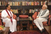 Modi, Rajapaksa agree on regular bilateral contact