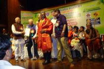 CMD HUDCO receives 'Udyog Ratan Award' by DTA