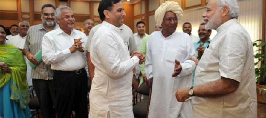 Jat leaders meet PM over reservations