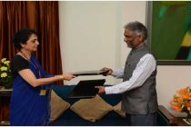 MoU Signed between HUDCO and MoHUPA
