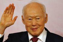 Singapore bids farewell to founding father Lee Kuan Yew