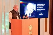 Lee was the tallest leaders of our times : Modi
