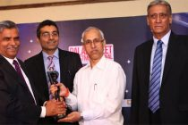 """REC awarded Dalal Street – PSU Award 2014 for """"Fastest Growing Navratna of the year –Non-Manufacturing"""" category"""