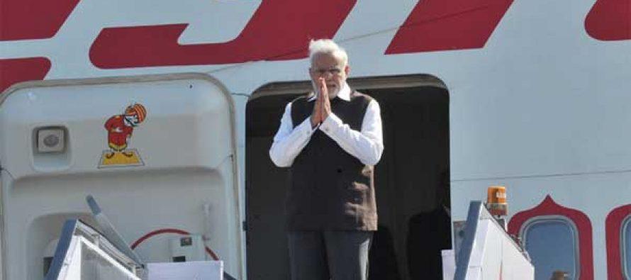 Modi wraps up US visit; meets Obama, pushes for UNSC reform