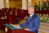 Islam Karimov's speech at the inauguration ceremony of the President of the Republic of Uzbekistan at the joint meeting of Chambers of the Oliy Majlis