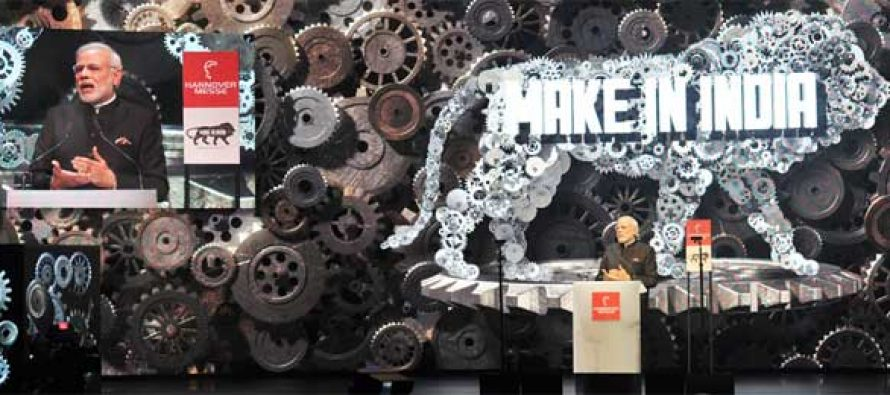 Make In India': PROMISING, IF REFRAMED …