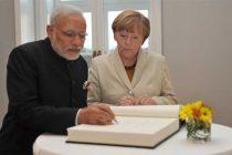 Modi, Merkel inaugurate India pavilion at Hannover fair