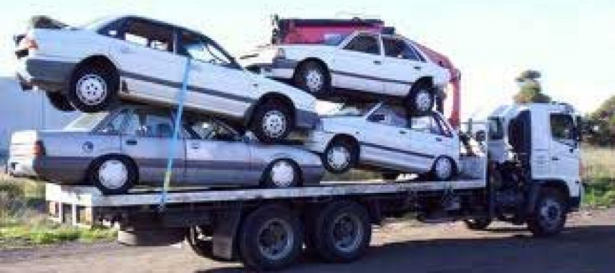 Scrapping Old Cars: GREEN ORDER WON'T CLEAR AIR!…