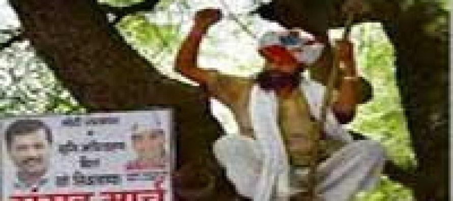 Farmer's 'Suicide': PETTY POLITICS ENGULFS DELHI…