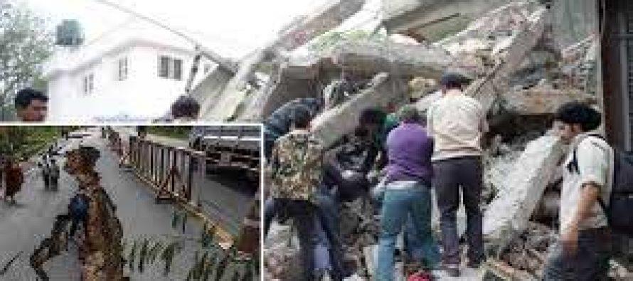 US chopper goes missing in quake-hit Nepal