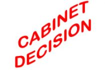 Cabinet approves changes to Companies Act