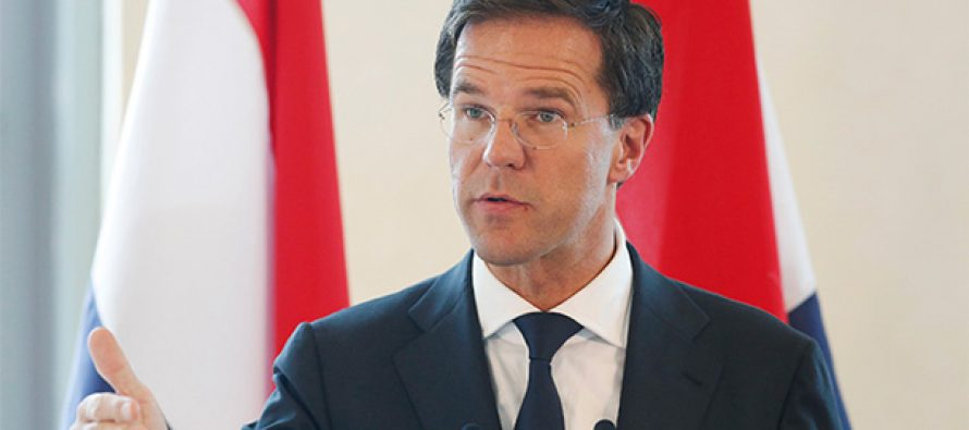 Dutch PM to lead business delegation to India, offer expertise on smart cities