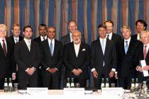 Modi in Hannover, meets German CEOs