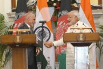 India visit has led to forward outlook in close ties: Ghani