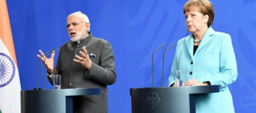 Merkel to visit India October 4-6, many deals expected