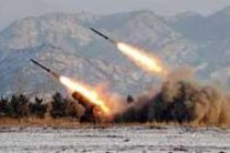 North Korea test-fires strategic ballistic missile