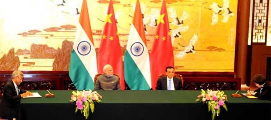 PM Modi  Wants Sino Indian ties to benefit world