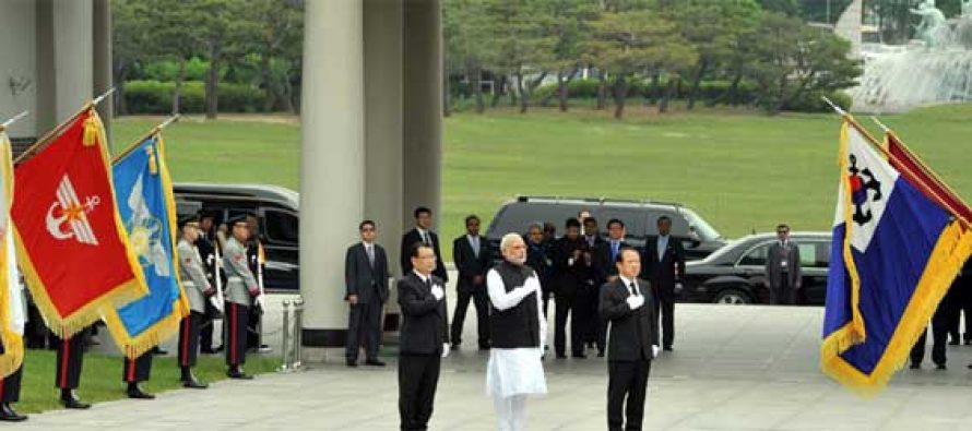 World's perception of India has changed: Modi in Seoul