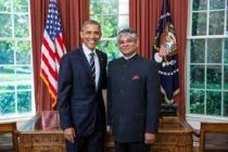 India's new envoy Arun Singh presents credentials to Obama