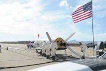 US military launches secret space plane X-37B