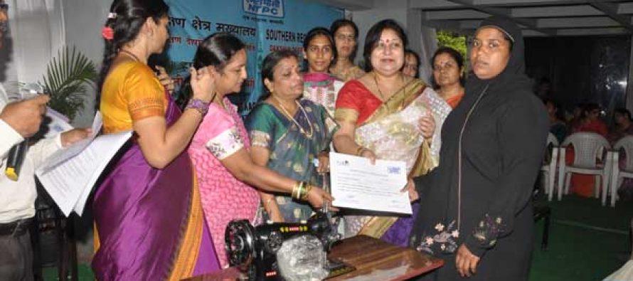 NTPC CSR Initiative for Empowerment of Women