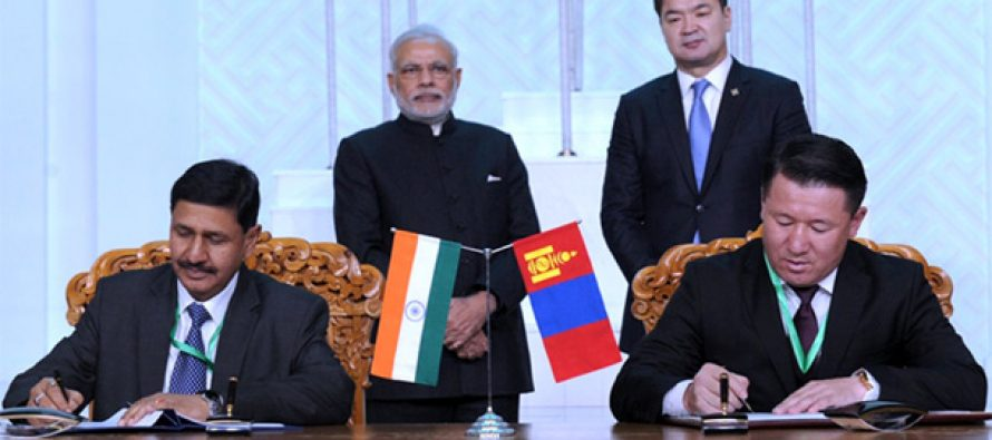 PM Modi visit : India, Mongolia stress 'bonds of hearts and minds'