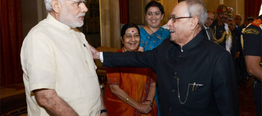 India-Russia ties all comprehensive, says President Mukherjee