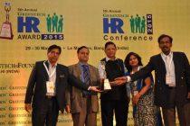 NSPCL Bhilai Received HR Greentech Award