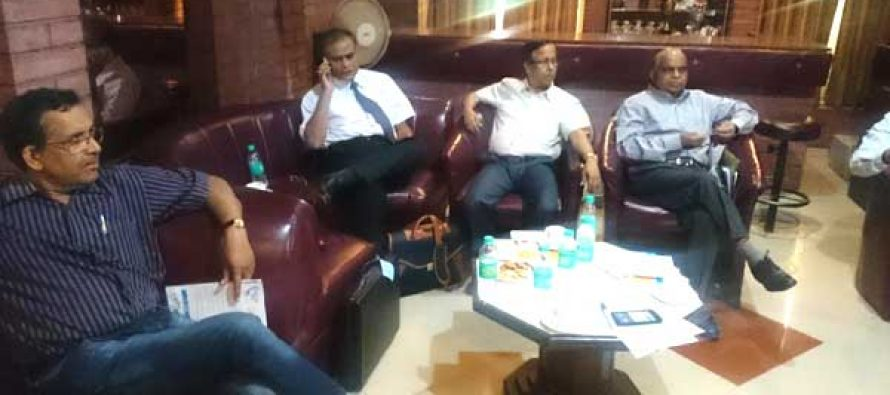 At a meeting convened by Jharkhand Skill Development Mission, Vinod Behari, Chief Executive Officer, Power Sector Skill
