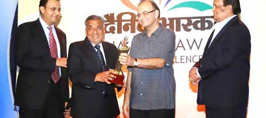 "PFC received ""India Pride Award"""