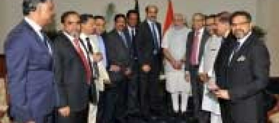 Modi meets Bangladesh commerce-industry chambers chiefs