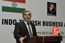 Turkey keen to invest in Make In India: Envoy