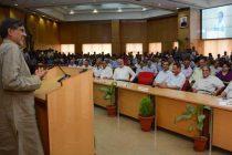 Nobel Laureate  Kailash Satyarthi visits POWERGRID