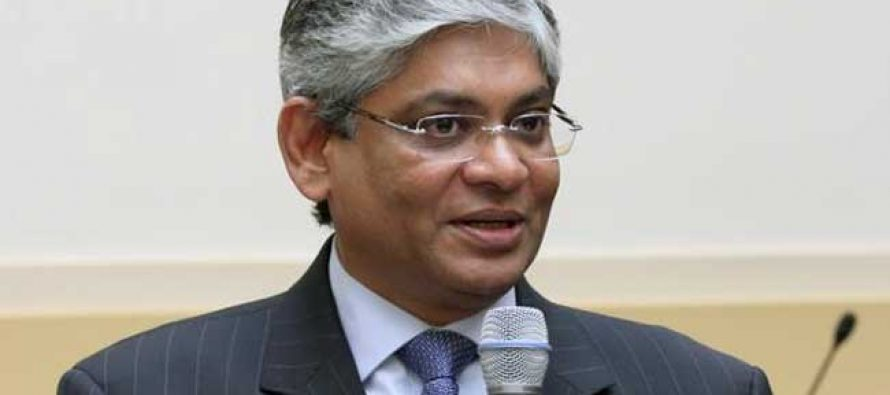 US lawmakers host reception for new Indian envoy
