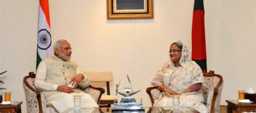 India-Bangladesh ties have entered new phase, say Modi, Hasina