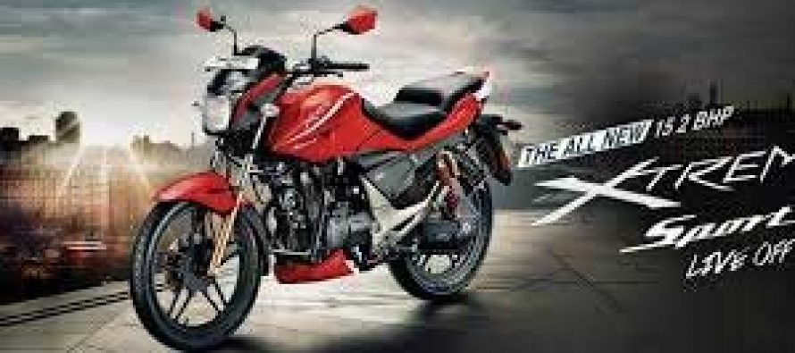 Hero MotoCorp launches 'Xtreme Sports'