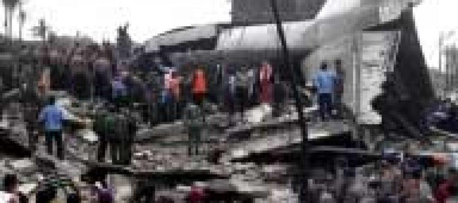 PM expresses sadness over Indonesia plane crash