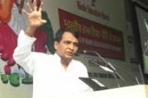 Successful test flight lands at Sindhudurg Airport, Festival gift to people of Sindhudurg: Suresh Prabhu