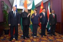 Russia and India building BRICS within