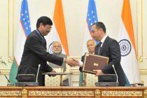 India, Uzbekistan to boost anti-terrorism cooperation, defence, trade