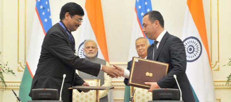India, Uzbekistan to boost anti-terrorism cooperation, defence, trade