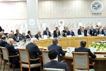 The Prime Minister, Narendra Modi at the Plenary Session of SCO Heads of State Council, in Ufa, Russia on July 10, 2015.